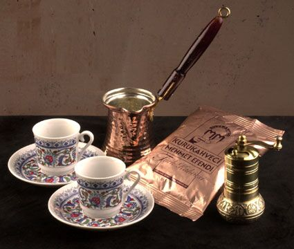 Turkish Coffee Trivia