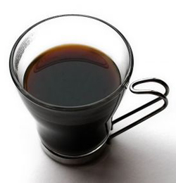 black coffee antioxidants