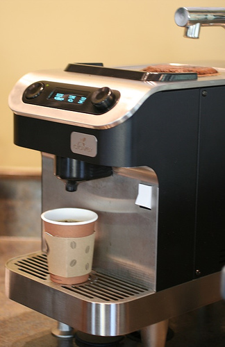 Starbucks And Clover Machines: Perfect For Each Other?