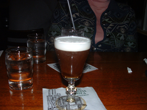 World's Largest Irish Coffee