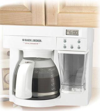 Black & Decker Spacemaker Coffee Machines RECALLED