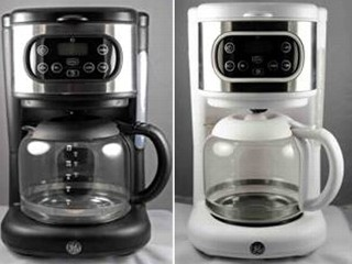 GE Coffee Makers Recalled