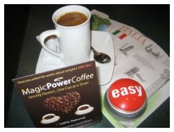 Magic Power Coffee: Stay Away!