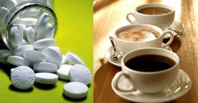 Coffee + Aspirin: Perfect Hangover Cure