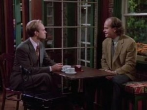cafe nervosa on frasier