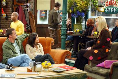 Famous Coffee Shops on Your Fave TV Series