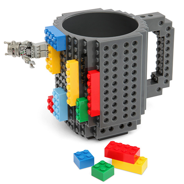 Innovative Coffee Mug for Lego Lovers