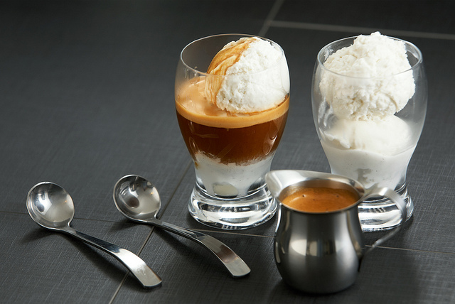 Instant Affogato Recipe