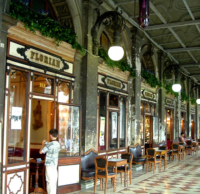 The World's Three Most Beautiful Classic Coffee Shops