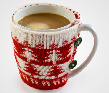 The Looks of Christmas Coffee