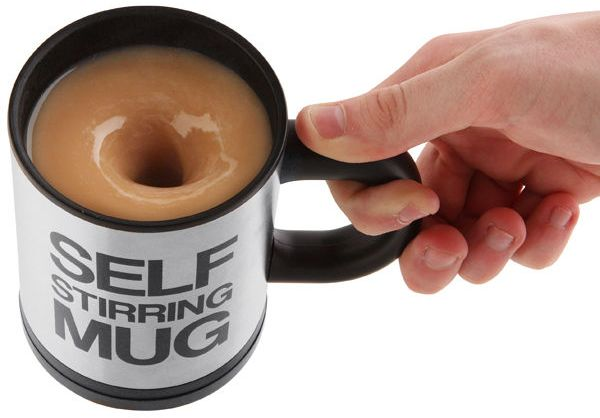 Self-Stirring Mug: The Ultimate Stirring Solution for Coffee Drinkers
