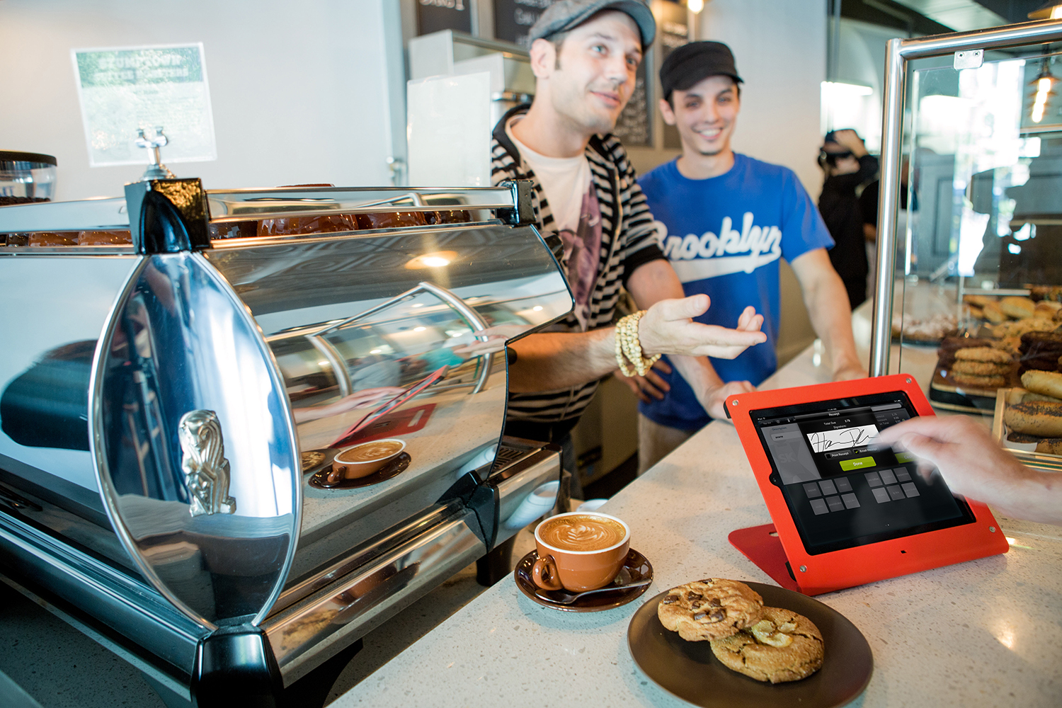 Creative Uses of the Apple iPad for Coffee Shops