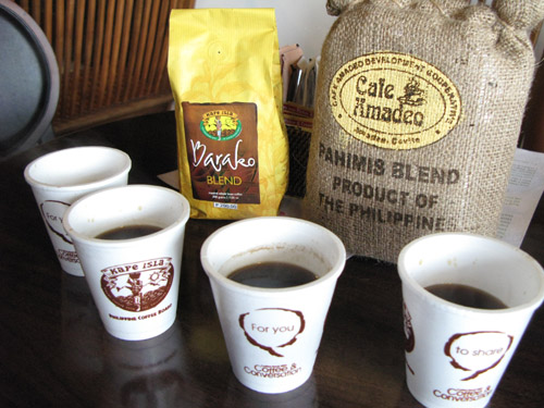 Coffee Concoctions and Recipes: Filipino Style