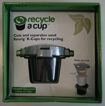 Recycle A Cup: Environmentally Friendly Way To Dispose Of Keurig K-Cups