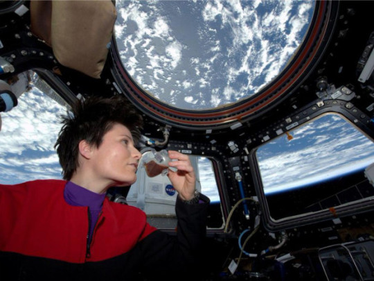 Astronauts Make First Coffee in Space